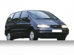 Ford Galaxy 2.0 petrol - 6 + 1
