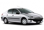 Peugeot 206 1.4 petrol  - sedan