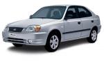 Hyundai Accent  1.6 бензин